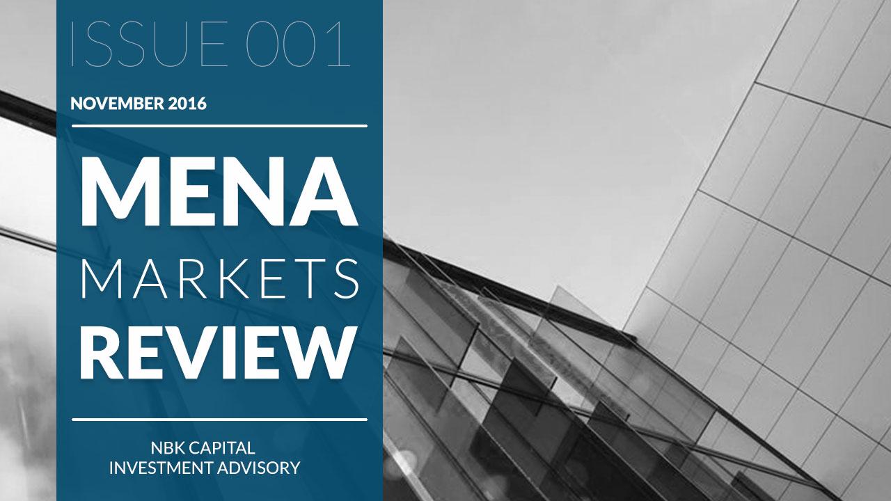 NBK Capital - MENA Markets Review - Nov2016