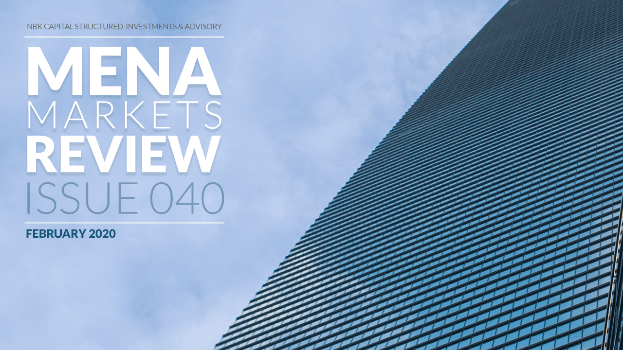 MENA MARKETS REVIEW: FEBRUARY 2020