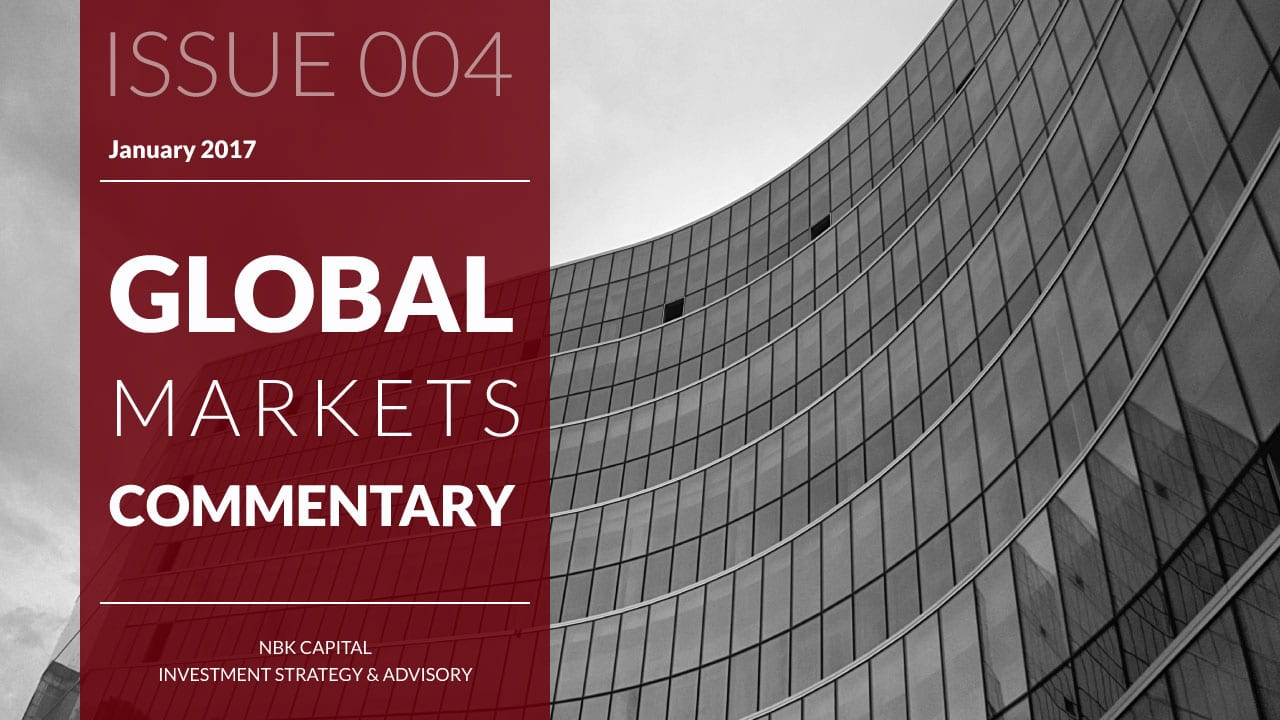 NBK Capital Global Markets Commentary – January 2017