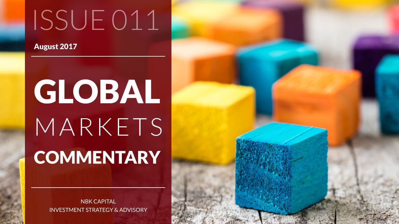 NBK Capital Global Markets Commentary – August 2017