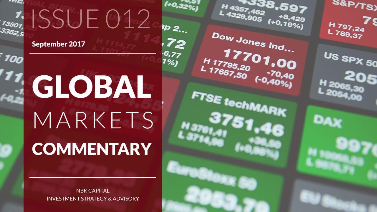 NBK Capital Global Markets Commentary – September 2017