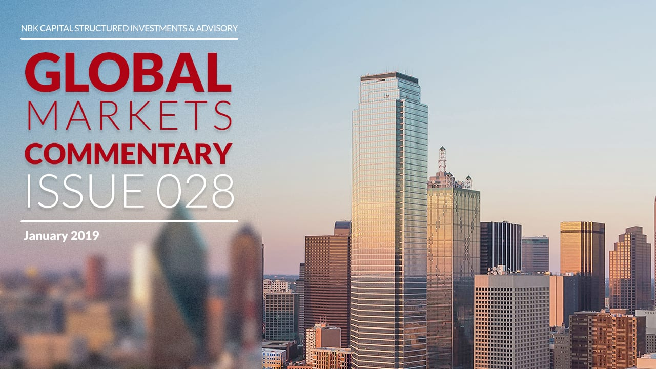 Global Markets Commentary – January 2019