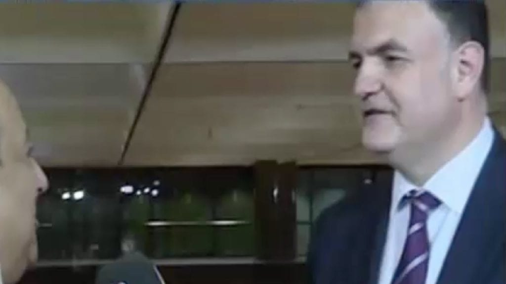 NBK Capital Executive Director Dr. Husayn Shahrur's interview on CNBC Arabia TV