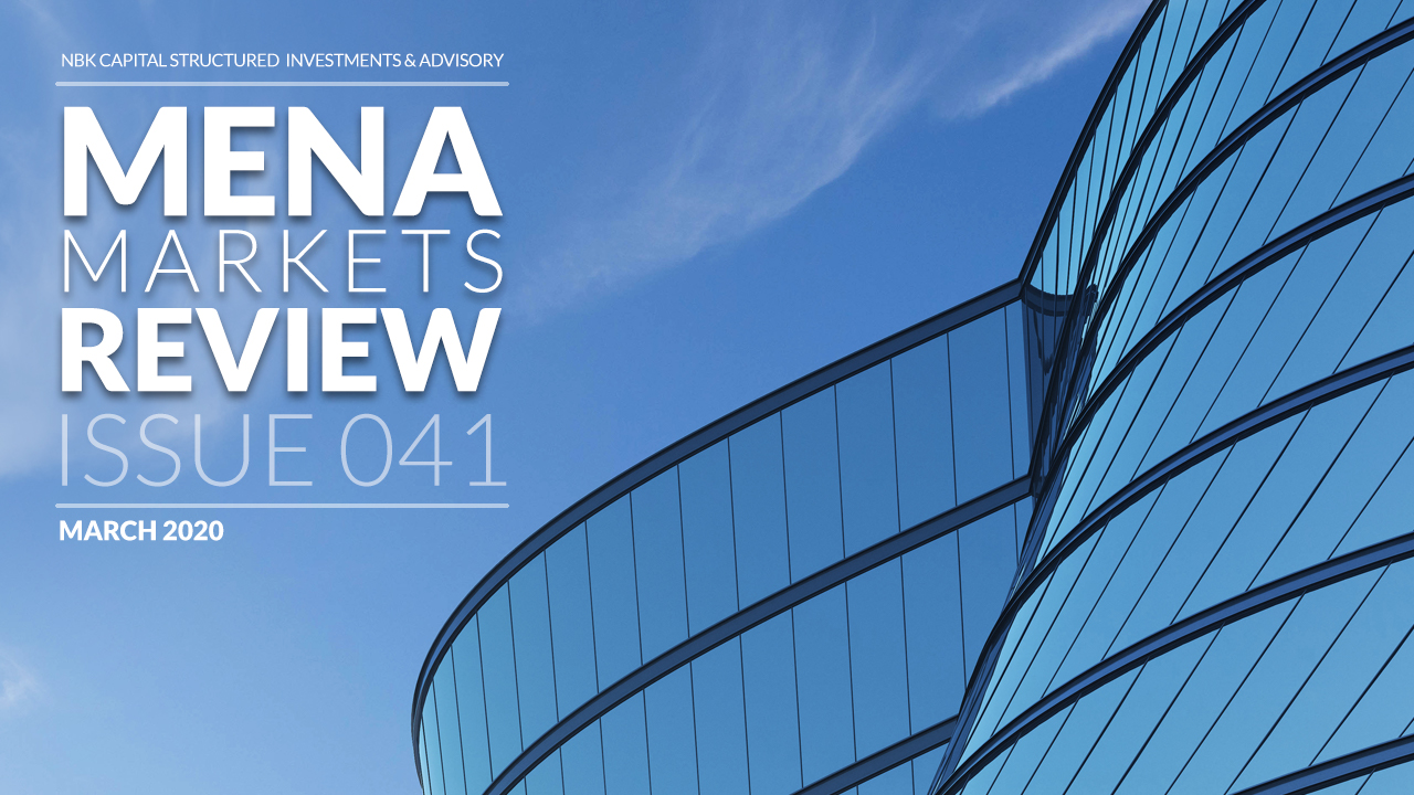 MENA MARKETS REVIEW: MARCH 2020