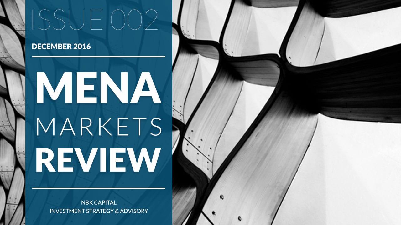MENA Markets Review: December 2016