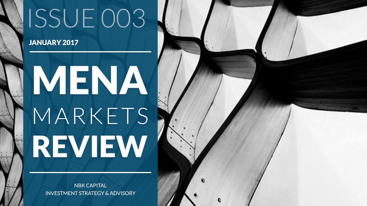 MENA Markets Review: January 2017