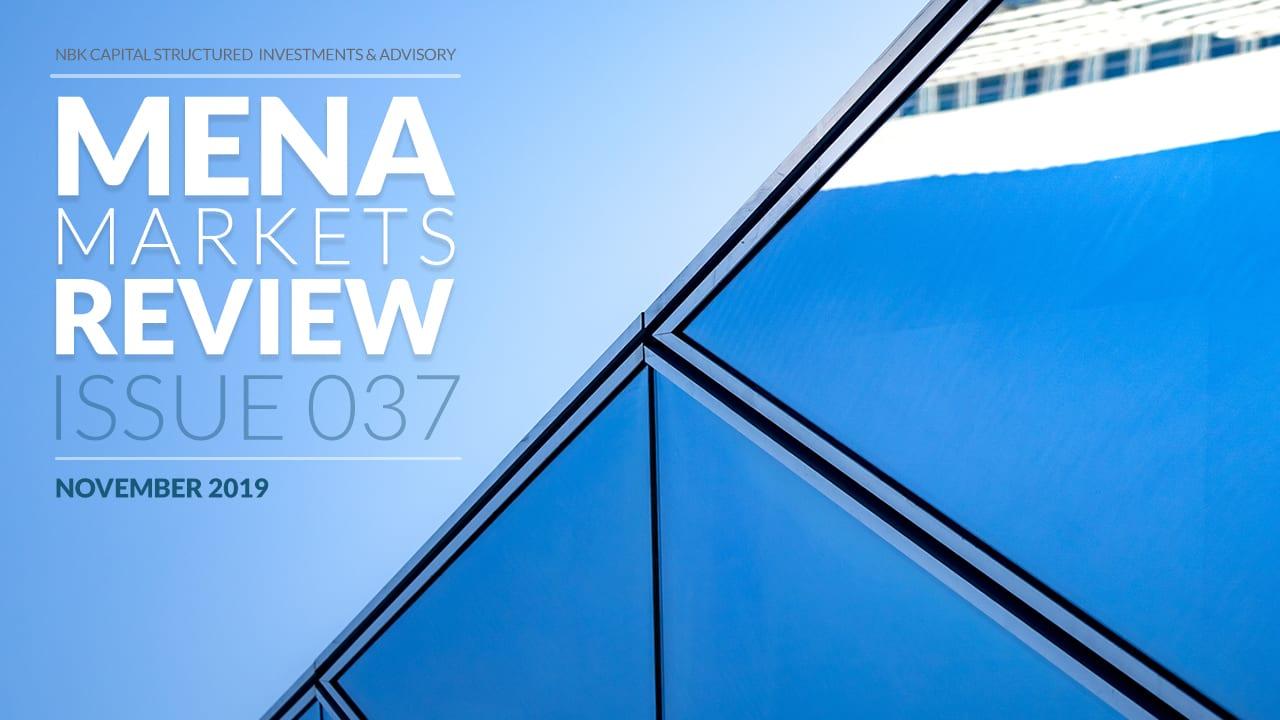MENA MARKETS REVIEW: NOVEMBER 2019