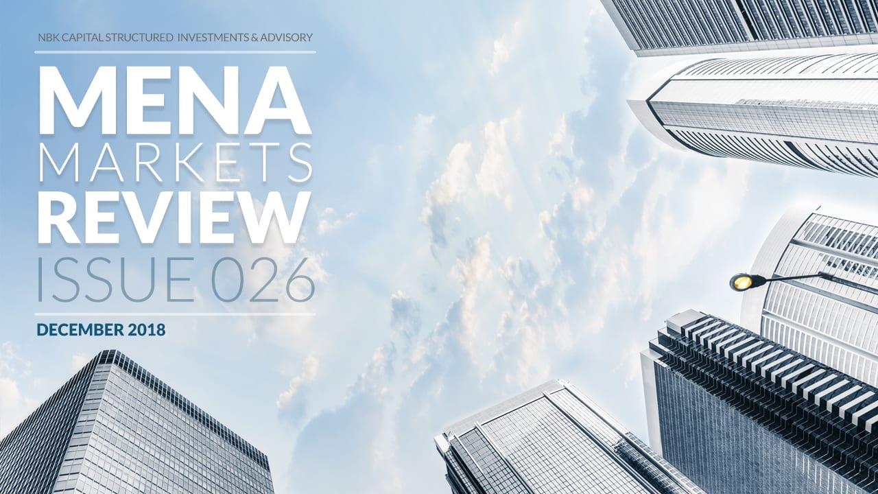MENA MARKETS REVIEW: DECEMBER 2018