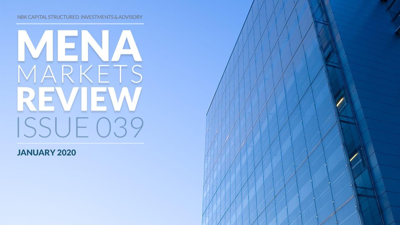 MENA MARKETS REVIEW: JANUARY 2020
