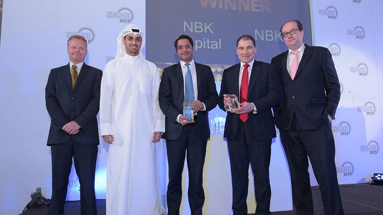 NBK Capital Named The Best Investment Bank in Kuwait 2015