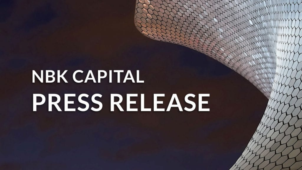 NBK Capital Partners Mezz Fund II 110 USD Million