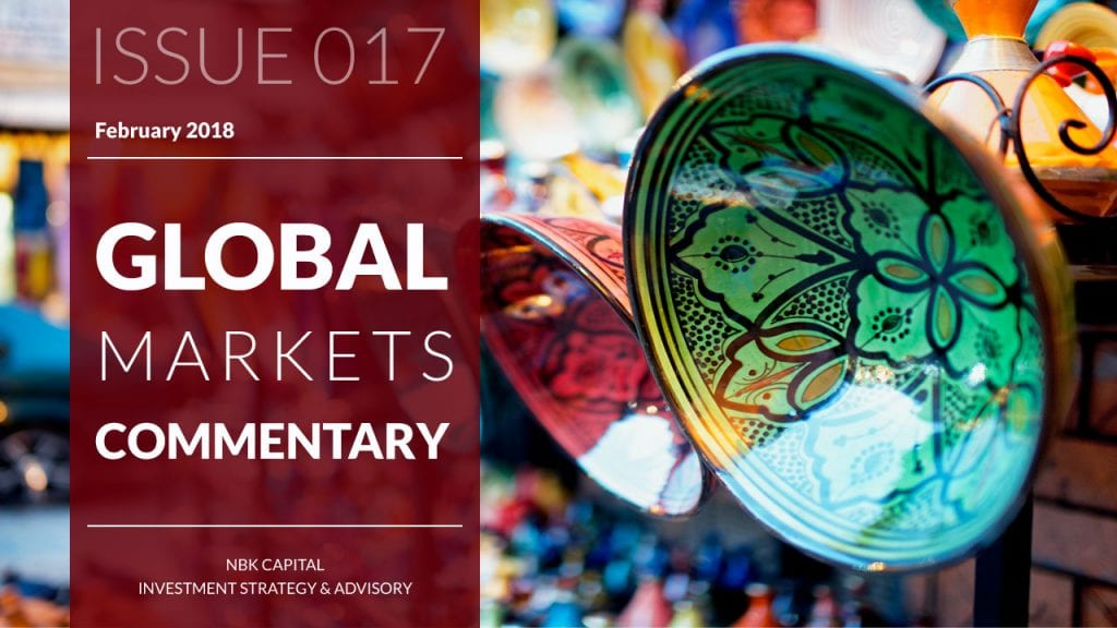 NBK Capital Monthly Global Markets Review for the month of February 2018