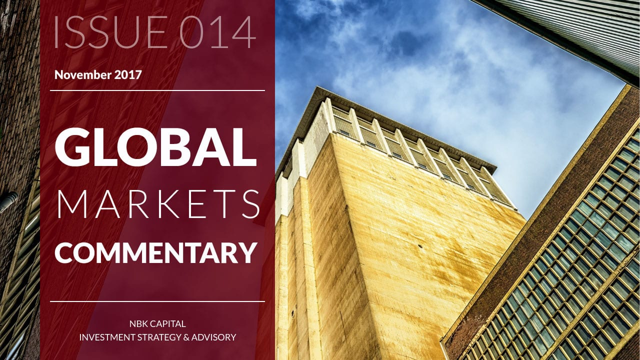 NBK Capital Global Markets Commentary – November 2017