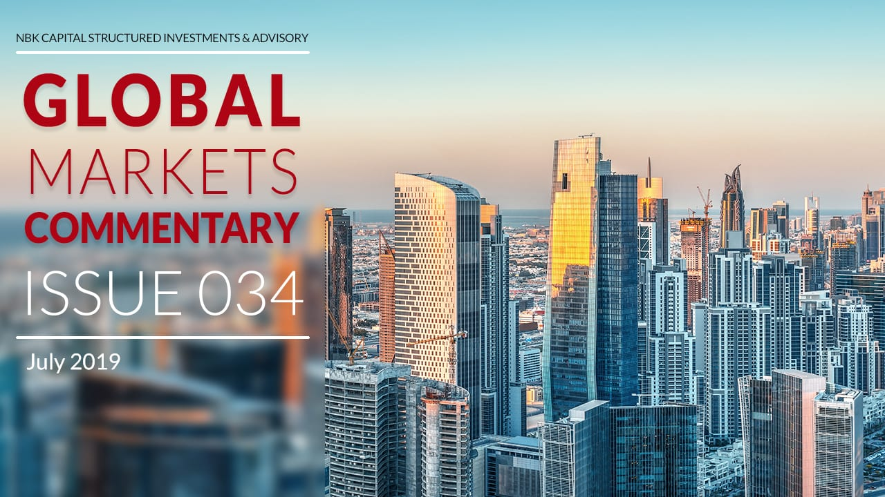 Global Markets Commentary – July 2019
