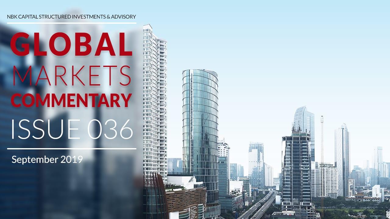 Global Markets Commentary – September 2019