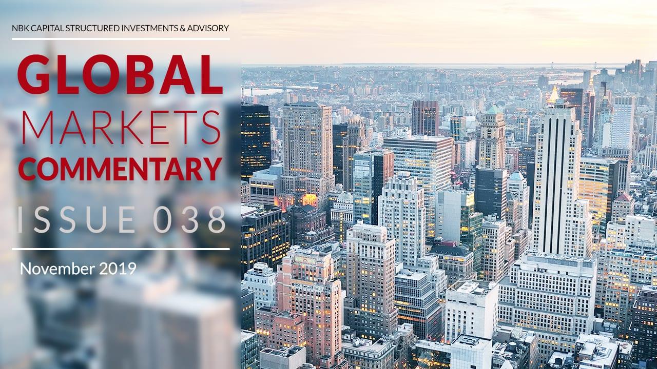 Global Markets Commentary – November 2019