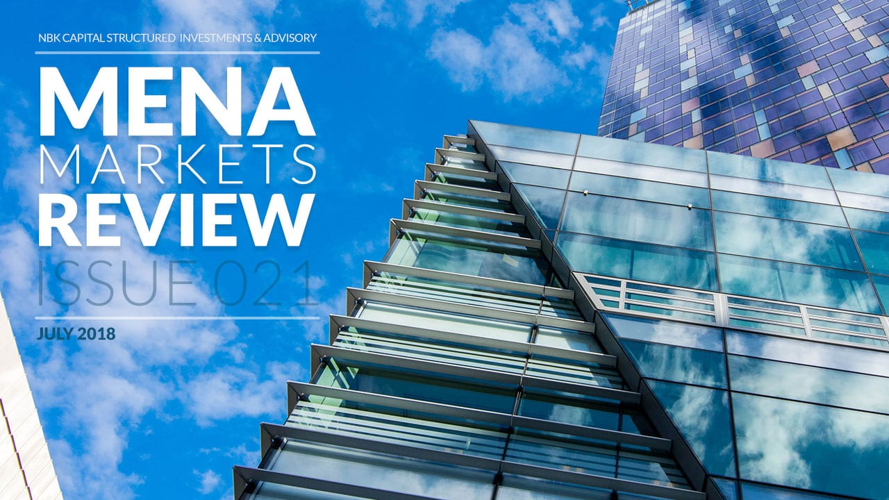 MENA MARKETS REVIEW: JULY 2018