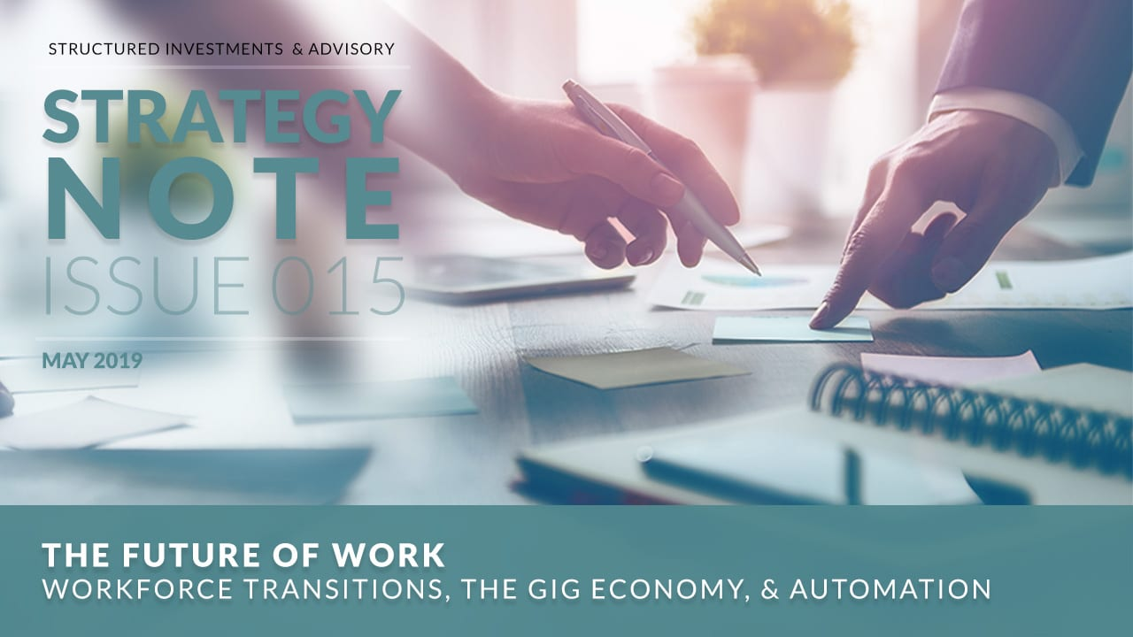 The Future of Work | Workforce Transitions, The Gig Economy, & Automation