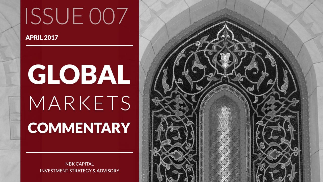 NBK Capital Global Markets Commentary – April 2017