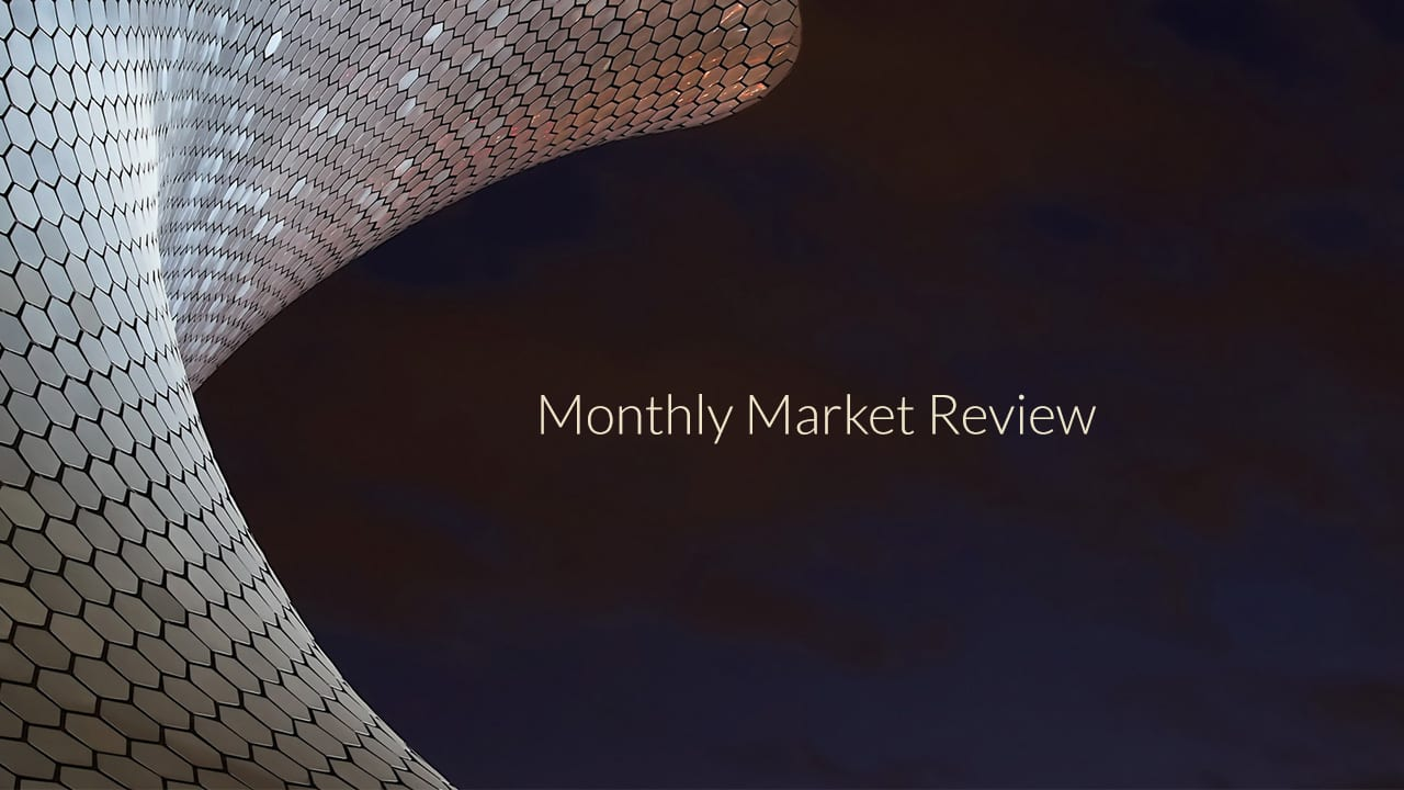 August 2016 Monthly Market Review