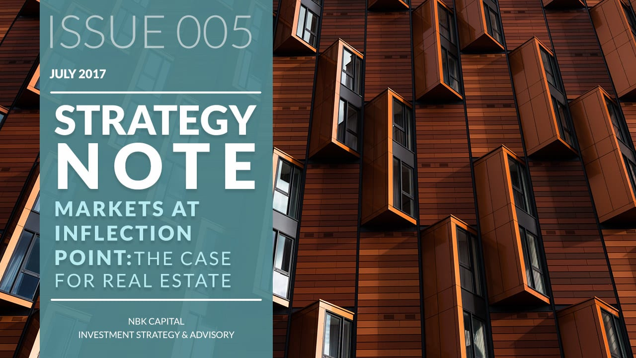 Markets at Inflection Point: The Case for Real Estate