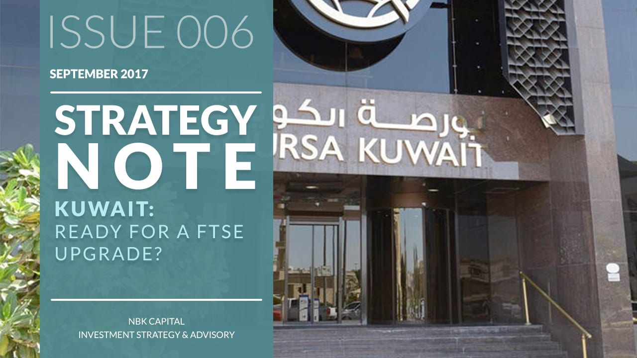 Kuwait: Ready for a FTSE upgrade?